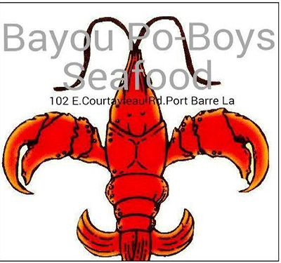 Bayou Po-Boys Seafood And Catering logo