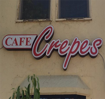 Cafe Crepes logo