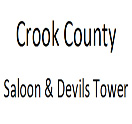 Crook County Saloon & Devils Tower logo