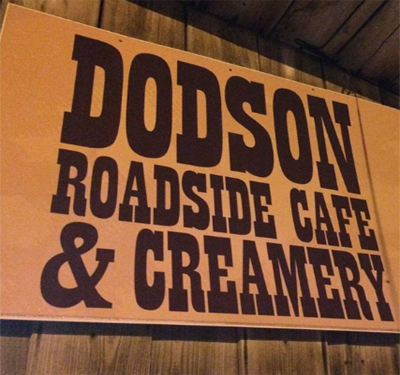 Dodson Roadside Cafe logo