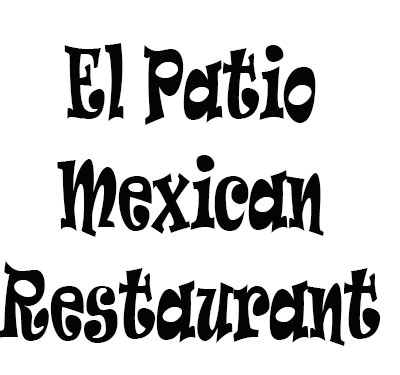 El Patio Mexican Restaurant logo - El Patio Mexican Restaurant Coupons