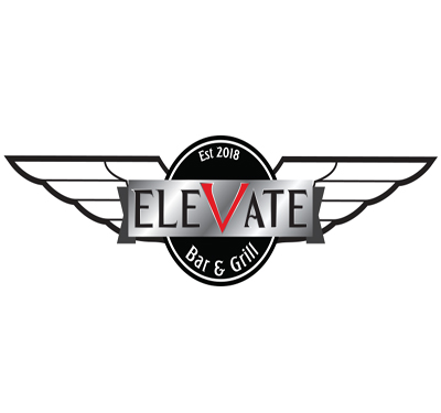 Elevate Bar & Grill logo
