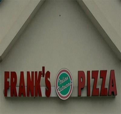 Frank S Pizza Italian Restaurant Coupons