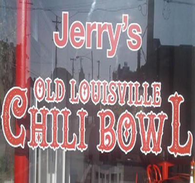 Jerry's Chilli Bowl logo