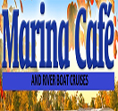 Marina Cafe and River Cruises logo
