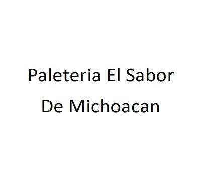 Paleteria El Sabor De Michoacan Coupons