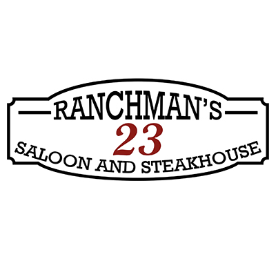 Ranchmans 23 Saloon and Steakhouse logo