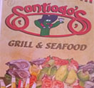 Santiago's Grill & Seafood logo