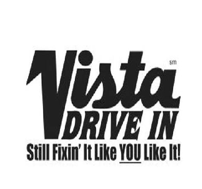Vista Drive In logo