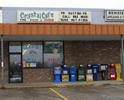 Crystal Cafe Coupons